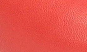 Havana Red Nappa Leather swatch image