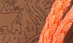 Neon Orange Fabric swatch image