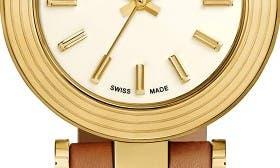 Luggage/ Cream/ Gold swatch image