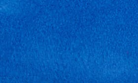 Bright Blue Suede swatch image