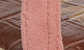 Peach Blossom Suede swatch image