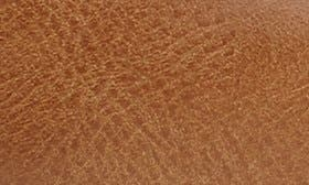 Cognac Smooth Faux Leather swatch image