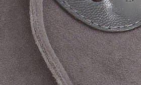 Dark Grey Faux Suede swatch image