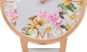 Blush/ Floral/ Rose Gold swatch image
