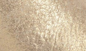 Gold Metallic Suede swatch image