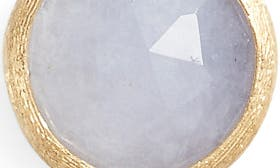 Yellow Gold/ Chalcedony swatch image