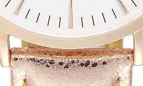 Metallic Rose Gold/ White swatch image