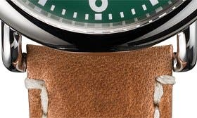 Brown/ Green swatch image