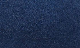 Navy Suede swatch image