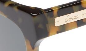 Caramel Tort/ Black Solid swatch image