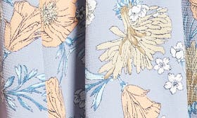 Light Blue Coral Floral swatch image