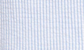 Blue- White Stripe swatch image selected