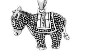 Silver/ Donkey swatch image