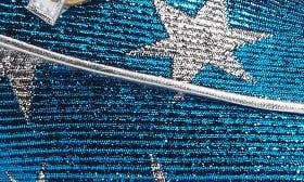 Blue Glitter swatch image