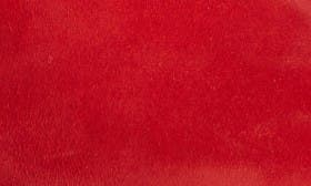 New Red Suede swatch image