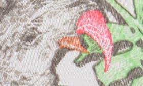 Neon Wild Life Fabric swatch image