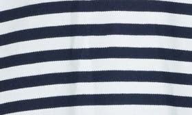 Midnight/ Chalk Stripe swatch image