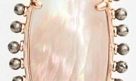 Dark Brown Mop/ Rose Gold swatch image