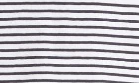White/ Navy Stripe swatch image