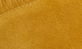 Mustard Leather swatch image