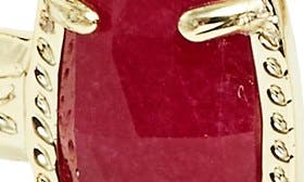 Maroon Jade/ Gold swatch image