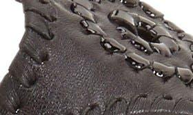 Black/ Black Patent swatch image