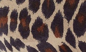 Leopard swatch image selected