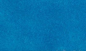 Turquoise Suede swatch image