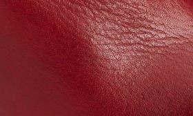 Rubino/ Beige Leather swatch image