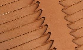 Peanut Leather swatch image selected