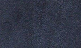 Inky Navy Suede swatch image