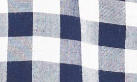 Blue/ White Gingham swatch image