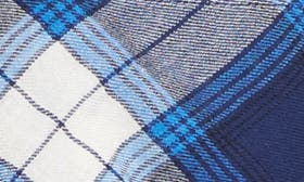 Blue Twilight Schy Plaid swatch image
