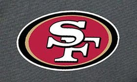 Grey-San Francisco 49Ers swatch image
