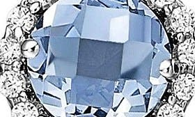 December Blue Topaz / Silver swatch image