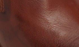 Brandy/ Dark Brown Leather swatch image