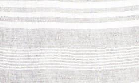 Grey Sleet Horizontal Stripe swatch image