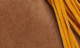 Brown/ Yellow Suede swatch image selected