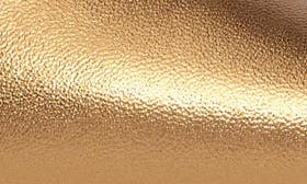 Dark Gold Leather swatch image