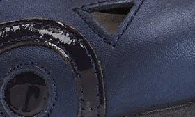 Navy Patent Leather Combo swatch image