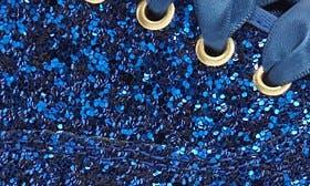 Keds Blue Glitter swatch image