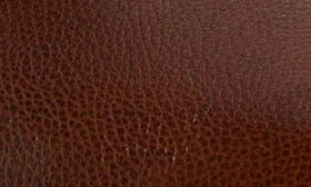 Chestnut Pebble Grain Leather swatch image