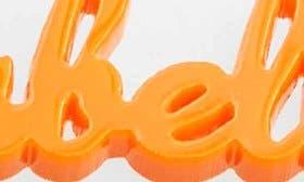 Tangerine/ Gold swatch image
