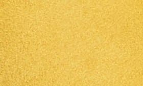 Sunset Yellow Suede swatch image