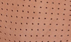 Rose Nubuck Leather swatch image