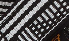 Campo Black/ White Fabric swatch image