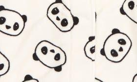 Ivory Egret Pandas swatch image