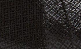 Black Print Suede swatch image