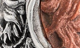 Copper/ Silver swatch image