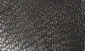 Metallic Silver Leather swatch image
